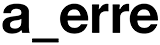 logo Aerre